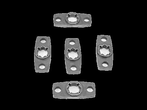 粉末冶金制品-智能锁内部