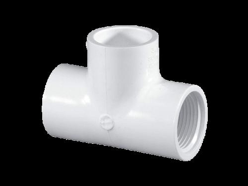 塑料三通管接头