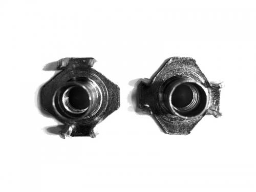 四爪螺母内螺纹质量检测