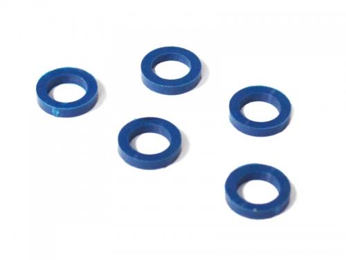 塑料圈的混料和裂纹检测