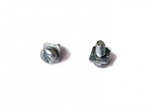 弹垫螺栓十字槽检测